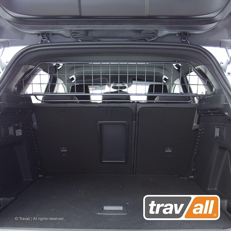 Travall Guard TDG1554 – Grille de séparation avec revêtement en Poudre de Nylon