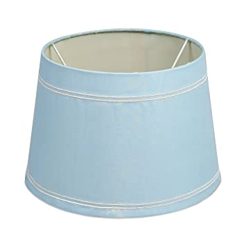 Attractive Lolli Living Blue Trim Lamp Shade