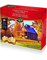 L B Maple Treat Red Box L B Maple Treat Maple Syrup Cream Cookies, 400gm