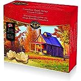 L B Maple Treat Red Box L B Maple Treat Maple Syrup Cream Cookies, 400gm