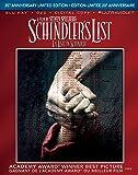Schindler's List: 20th Anniversary [Blu-ray + DVD + Digital Copy + UltraViolet]