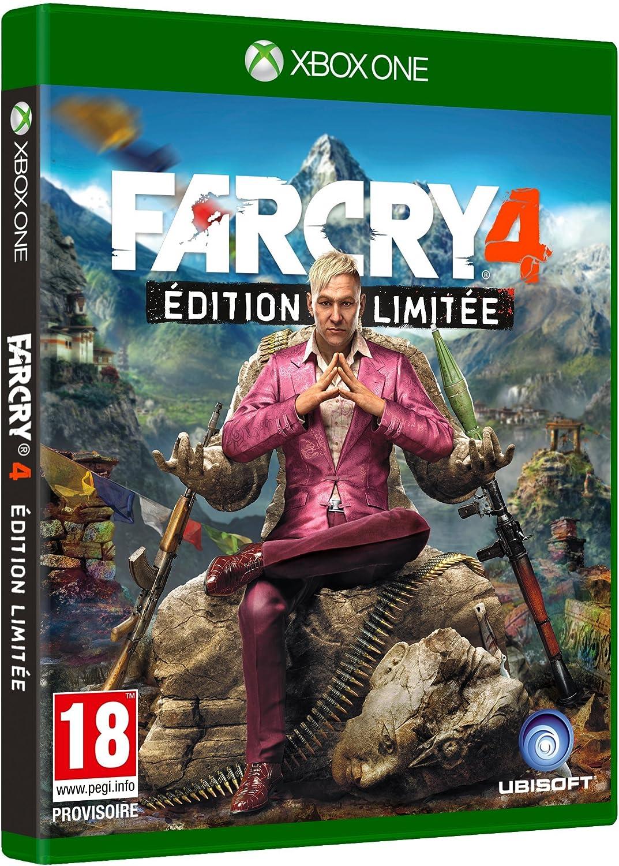 Far Cry 4 - Édition Limitée [Importación Francesa]: Amazon.es ...