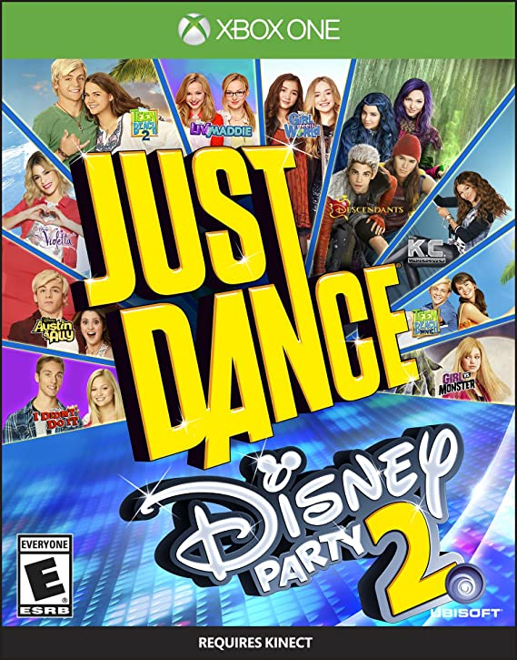 Just Dance Disney Party 2 - Xbox One Standard Edition by Ubisoft ...