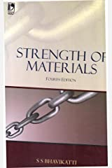 Strength Of Materials - 3Rd Edn Paperback