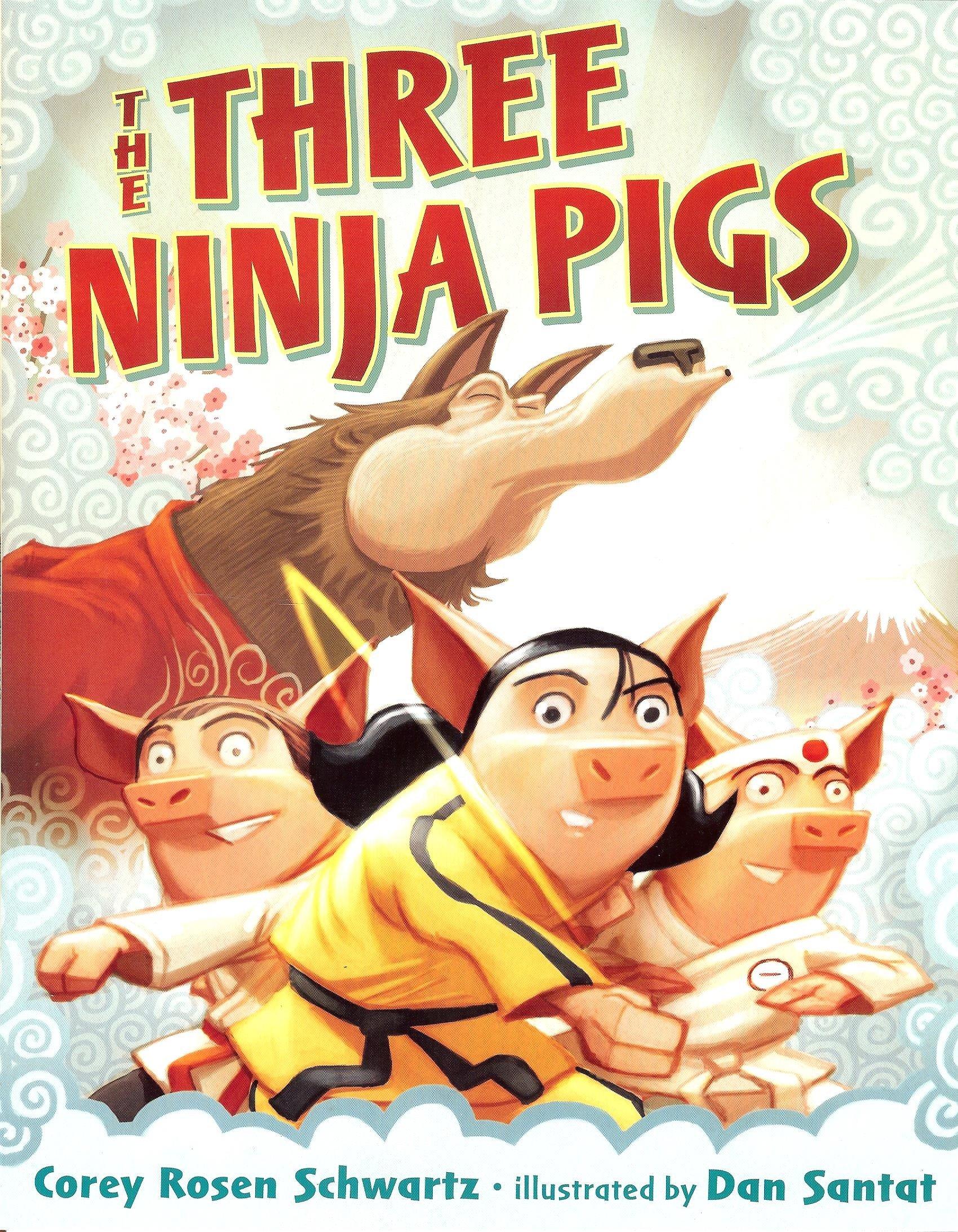 The Three Ninja Pigs pdf epub