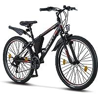 Licorne Bike Premium - Bicicleta de montaña para niña, niño, hombre y mujer, cambios…