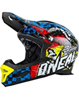 O'NEAL Fury RL DH fr MTB fullface, 0499W Multifonctions sauvages 2pour casque Taille