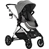 Evenflo Pivot Xpand, Modular Baby Stroller with Compact Folding Design, Converts to Double Stroller (Additional Toddler Seat