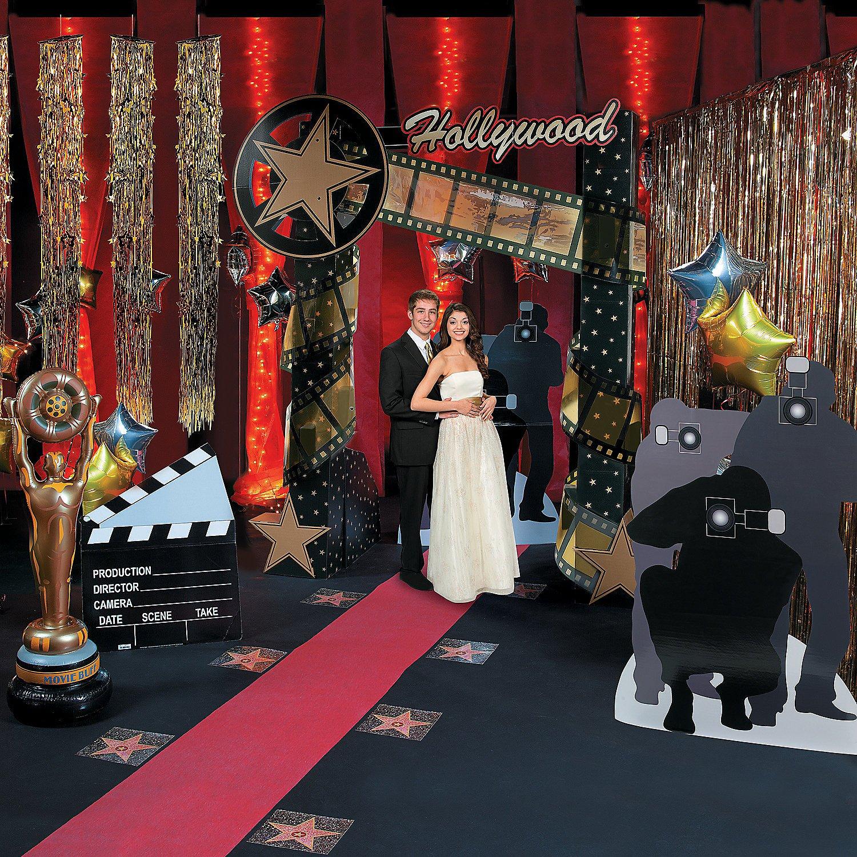 Movie Night Grand Décor Kit