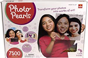 Goliath 35870 Photo Pearls - Picture Assembly Kit (7500Piece)