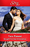 Bought For Her Innocence (Greek Tycoons Tamed Book 2)