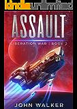 Assault: Liberation War Book 2