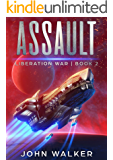 Assault: Liberation War Book 2