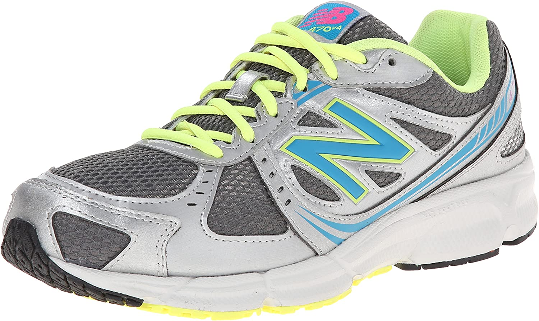 caja de cartón tanque Incitar  Amazon.com | New Balance Women's W470v4 Running Shoe | Running