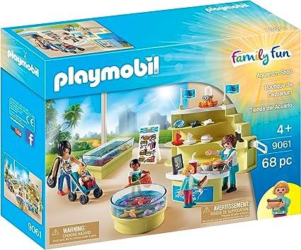 Amazon.com: Playmobil - Juego de construcción para tienda de ...
