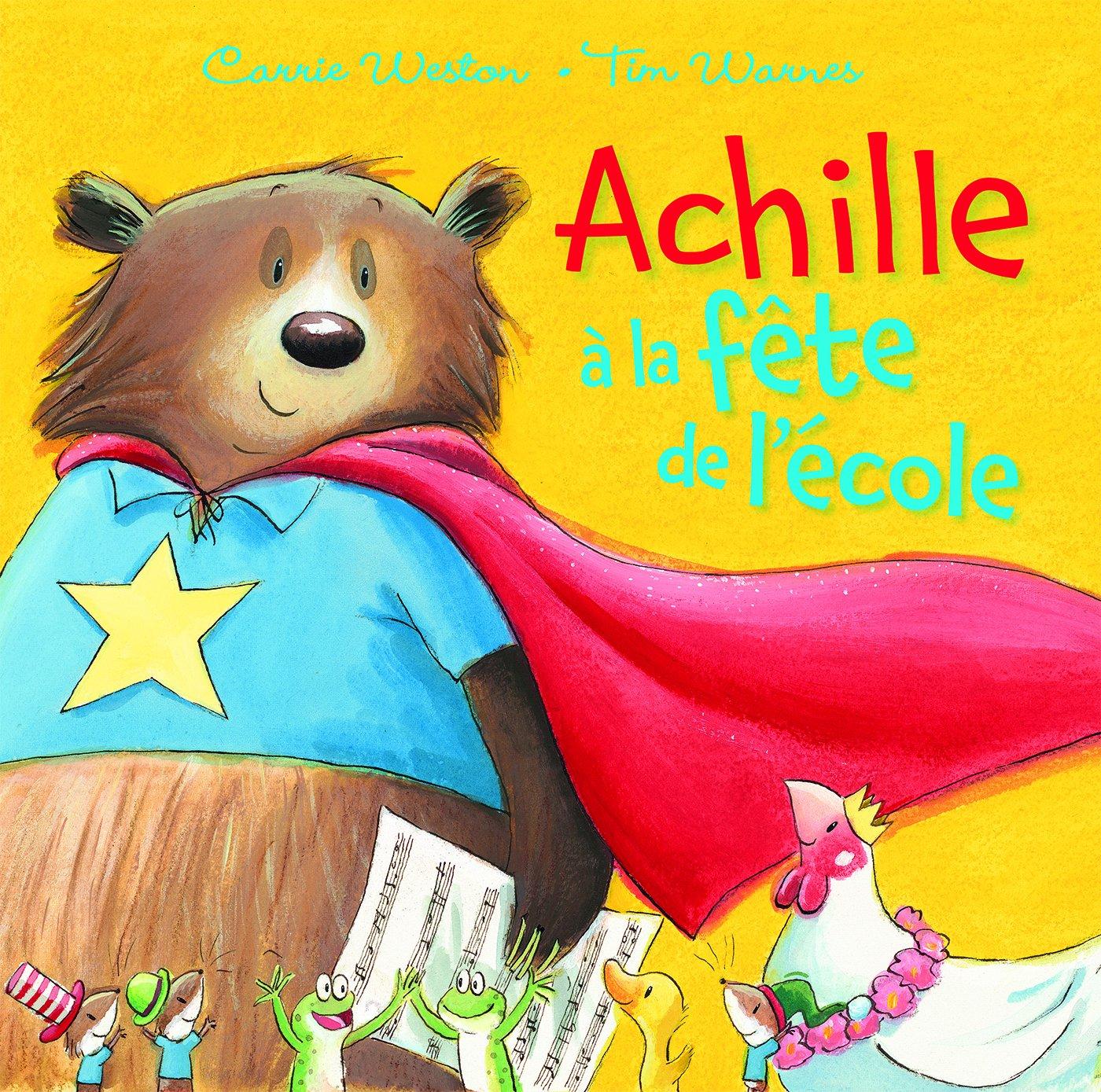 Download Achille à la fête de l'école PDF