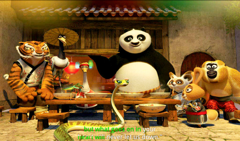 Amazon.com: Kung Fu Panda Holiday: Appstore for Android
