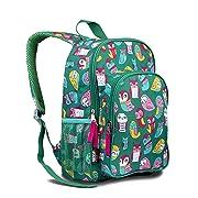 LONECONE Kids School Backpack for Boys and Girls - Sized for Kindergarten, Preschool - Owl Be Learnin'