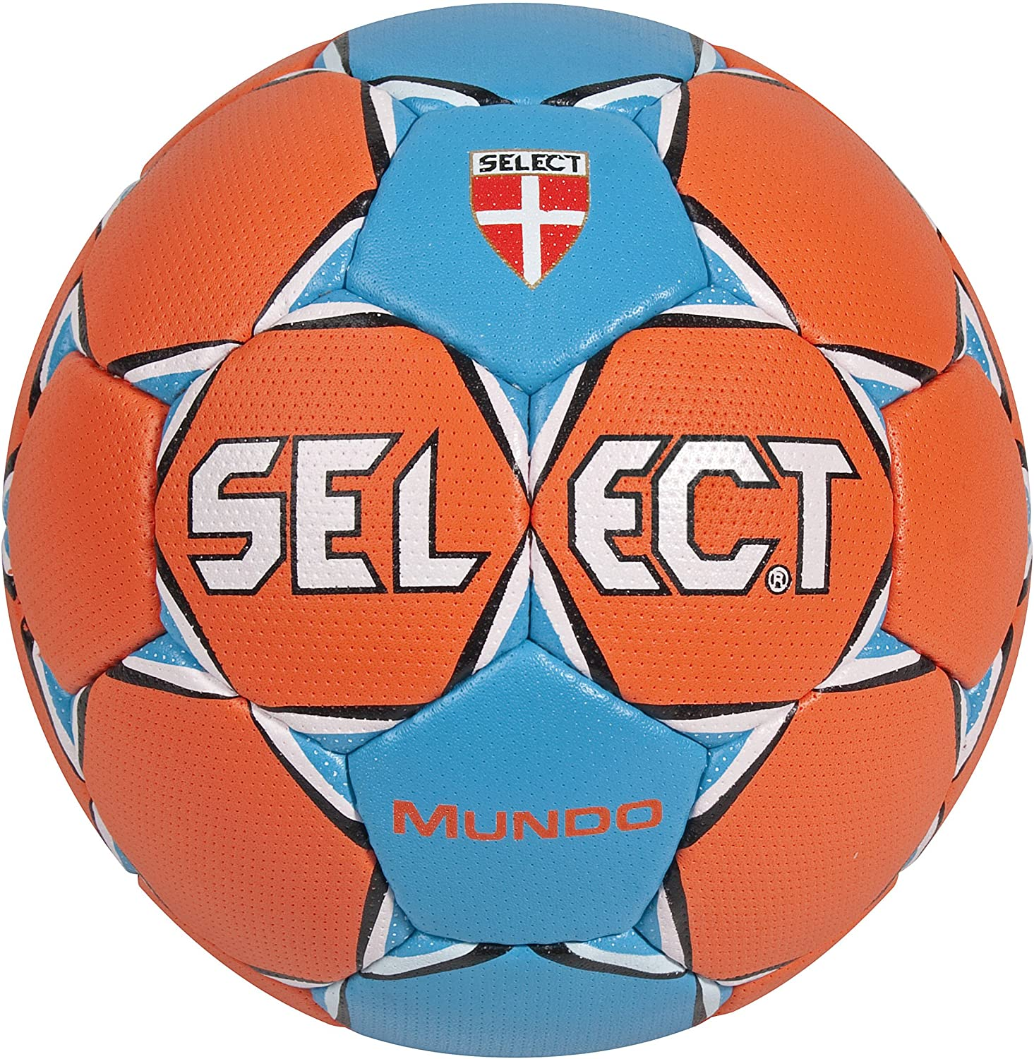 Select Trainingsball Mundo - Pelota de Balonmano, Color Naranja ...