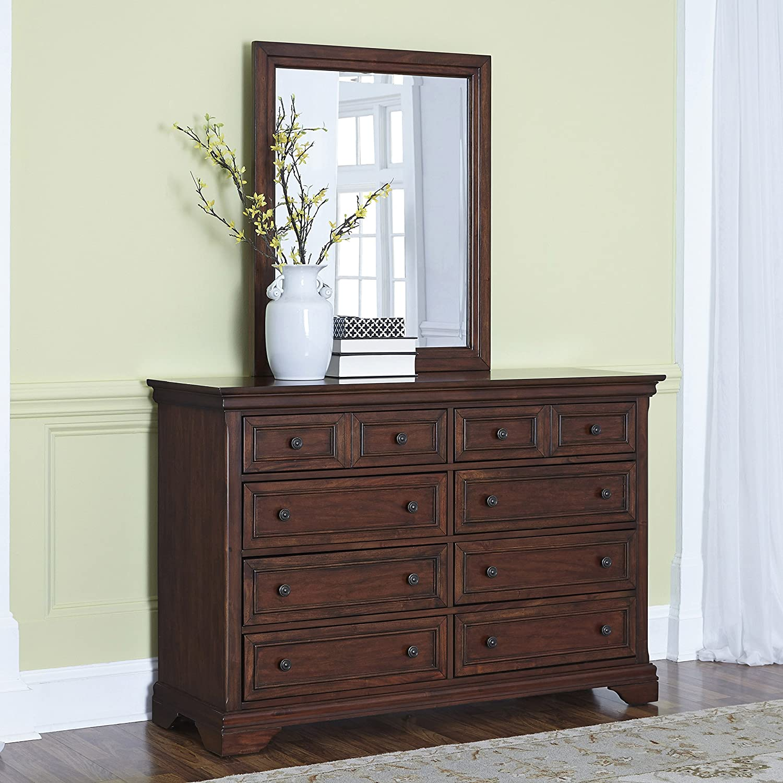 Amazon.com: Home styles 5537 – 74 Lafayette Dresser Cerezo Y ...