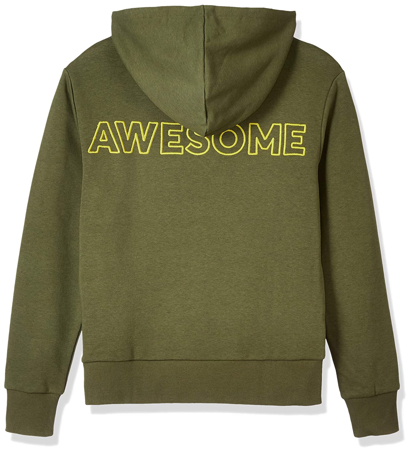 A for Awesome Youth Boys or Girls Long Sleeve Hoodie Sweater AZ181078
