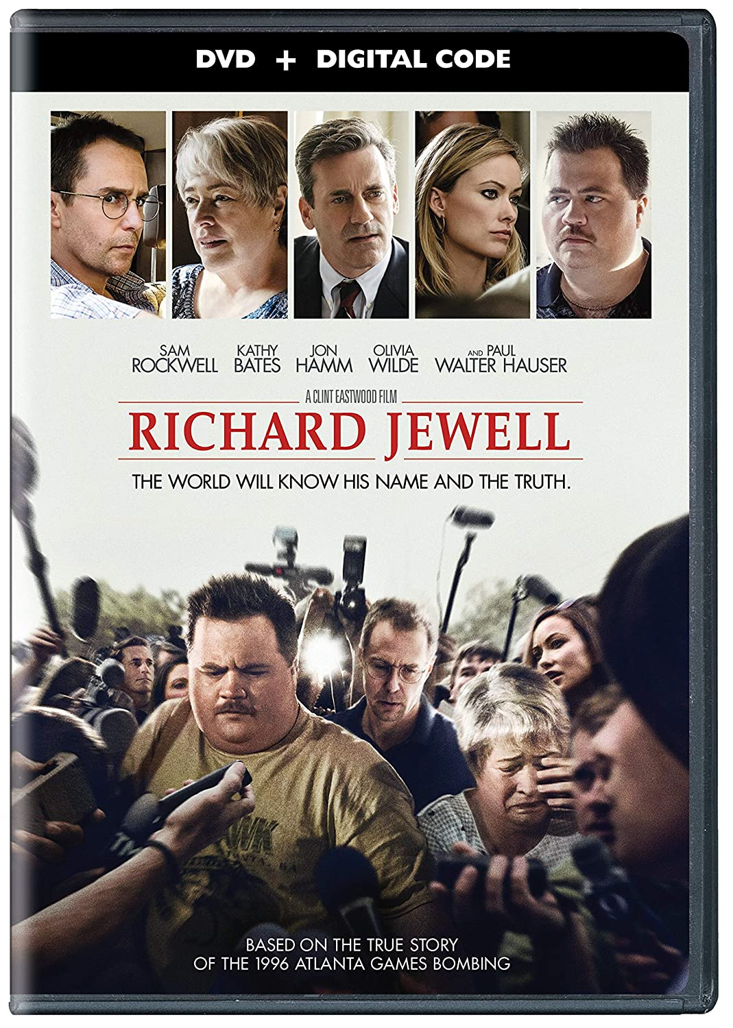 Cover Art for Richard Jewell