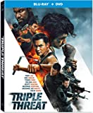 Triple Threat [Blu-ray + DVD]