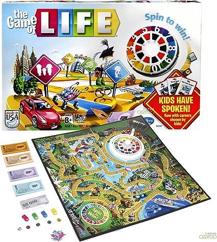 Juego de vida familia Fun: Amazon.es: Oficina y papelería