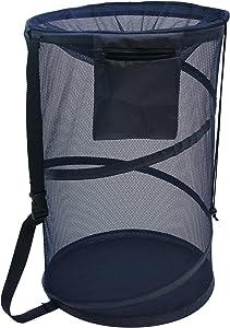 Shoulder Strap Pop Up Laundry Bag
