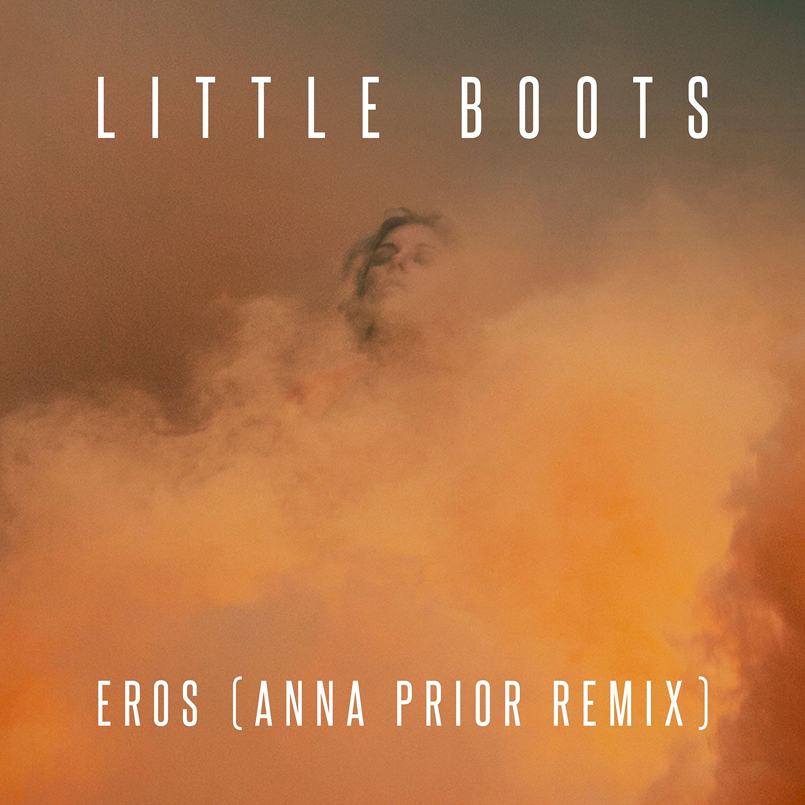 Cassette : Little Boots - Eros (anna Prior Remix) (Cassette)