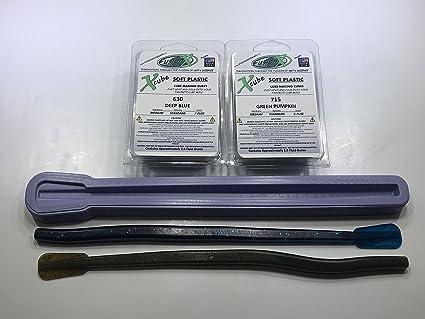 Kit de iniciación para hacer gusanos de cola de pádel de 25,4 cm –