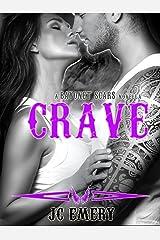 Crave (Bayonet Scars) Kindle Edition