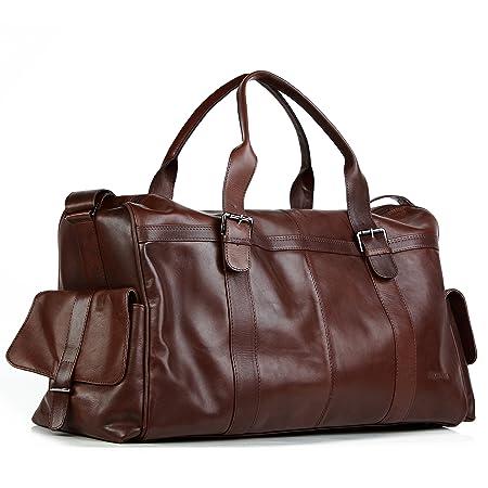 f8fc2bd02ebd FEYNSINN® XL large travel bag carry-all – man weekender duffel bag ASHTON