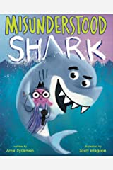 Misunderstood Shark Hardcover