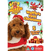 Waffle The Wonder Dog - Waffle's First Christmas