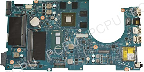 Amazon.com: N3JV3 Dell 17 7737 Laptop Motherboard w/ Intel ...