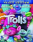 Trolls [Blu-ray] [2016]
