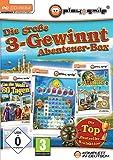 Die große 3 Gewinnt Abenteuer Box