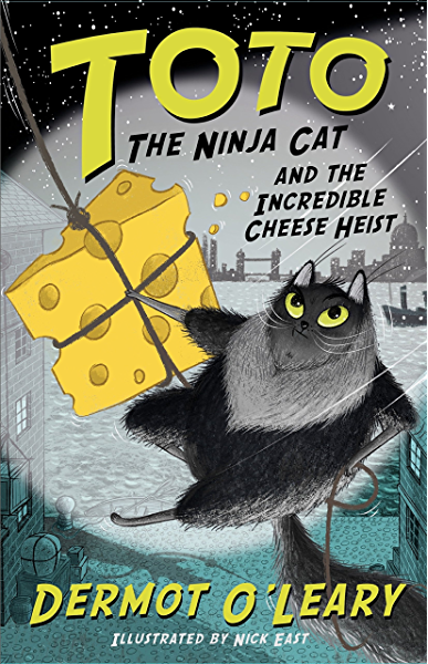 Toto the Ninja Cat and the Great Snake Escape: Book 1 ...