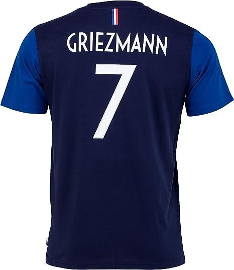 Equipe de FRANCE de football - Camiseta oficial de la selección de ...
