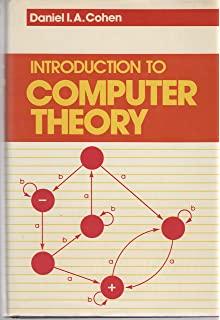 Introduction To Computer Theory By Daniel Cohen Solution Pdf