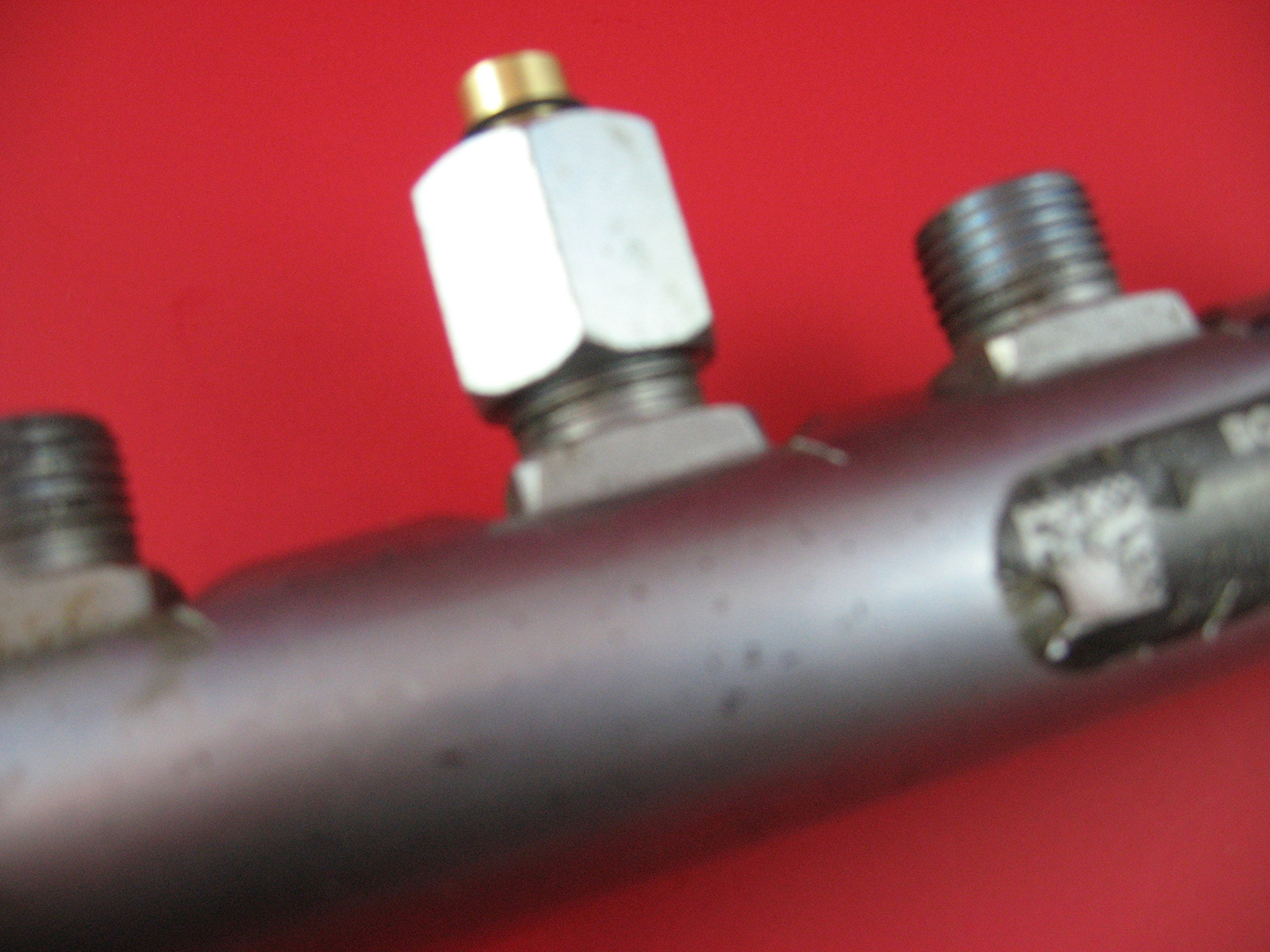 AccurateDiesel Duramax Diesel Injector Block-Off Tool / Cap (Set of 8) fits  LML and LGH (2011 - 2016)