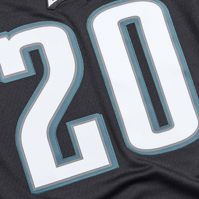 Mitchell/&Ness M/&N Maglia retr/ò da Uomo NFL Legacy con Adesivo da 7kmh