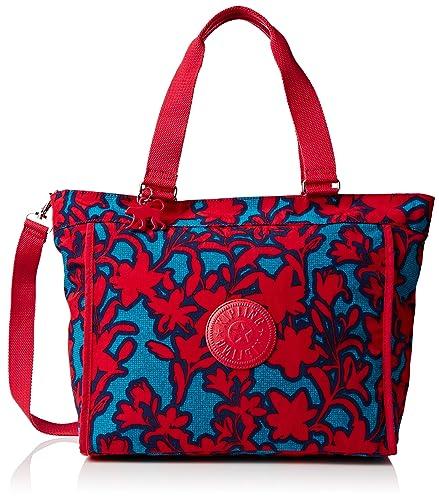 35cf42a5958cf Kipling Womens New Shopper L Shoulder Bag Funky Flower C  Amazon.co ...
