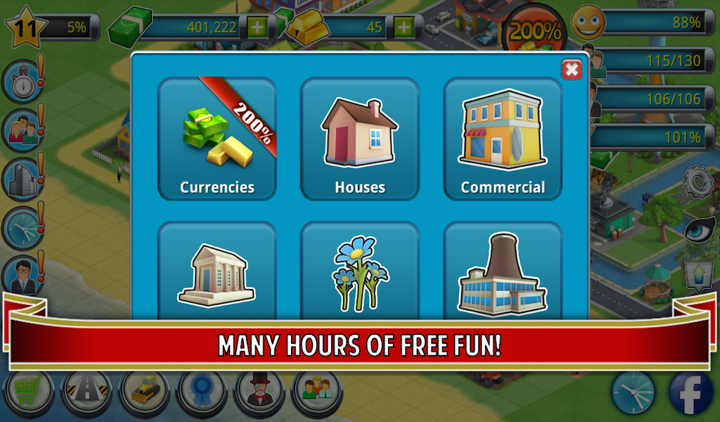 Free City Building Games For Android Phones