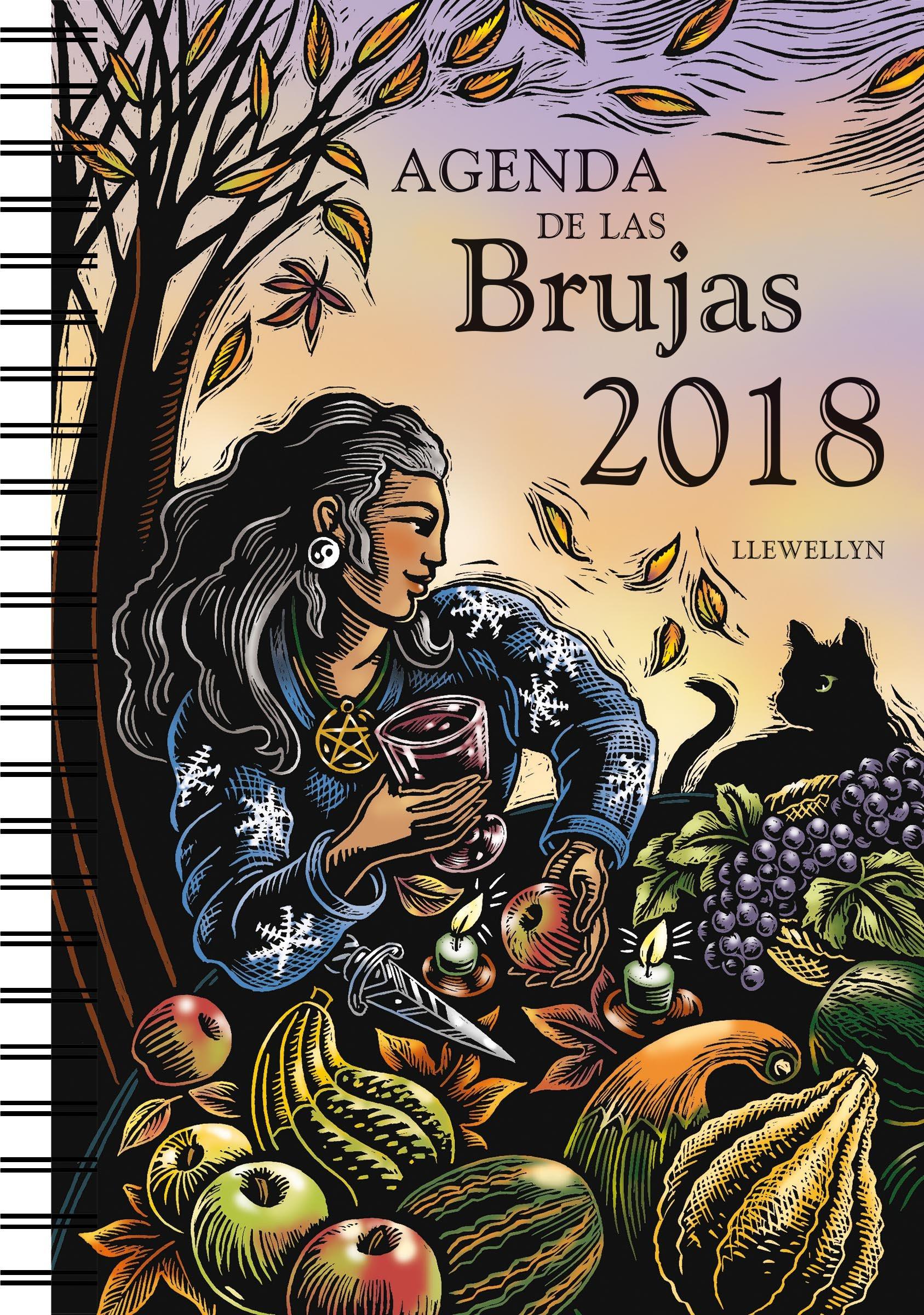 Agenda de las brujas 2018 (Spanish Edition): Llewellyn ...