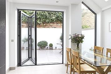 Tamaño estándar 3 Panel plegable puertas. 3 m x 2.1 M: Amazon.es: Bricolaje y herramientas