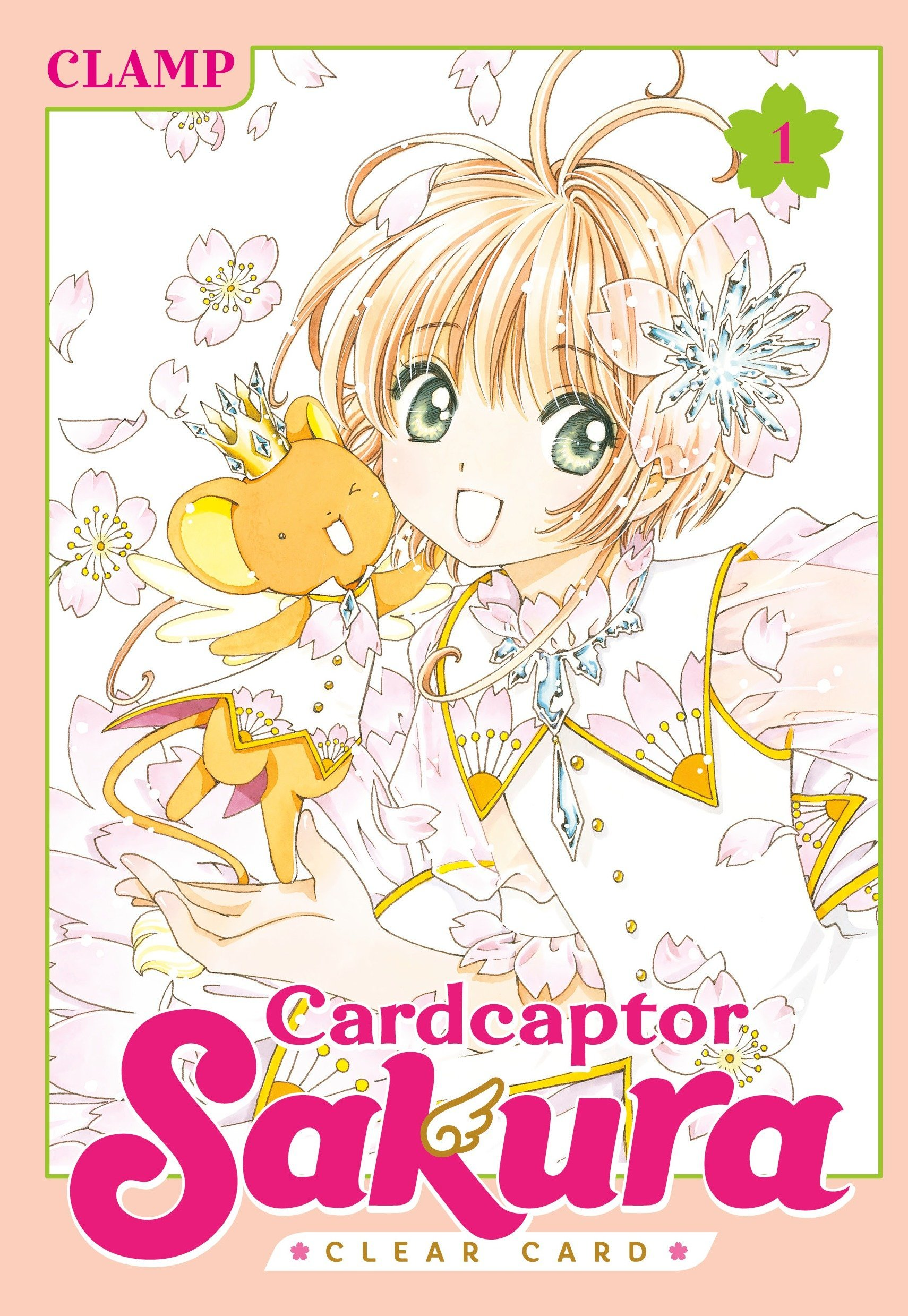 Cardcaptor Sakura: Clear Card 1: CLAMP: 9781632365378: Amazon com: Books