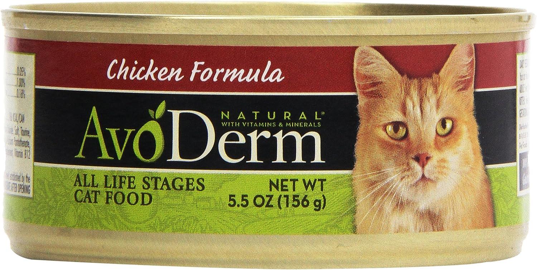 Avoderm, Cat Food Chicken, 5.5 oz