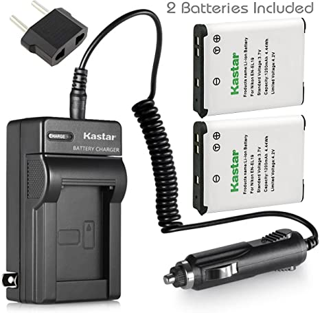 CHARGER MICRO USB FOR NIKON COOLPIX S 2600 S 3300 S 4300